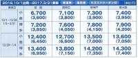【小倉発・博多発】こだまでおトクに関西へ!片道でも1名様でも予約OK!大阪・兵庫片道6,700円より☆きままにこだま♪